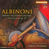 Homage To A Spanish Grandee: Concertos From Op 10