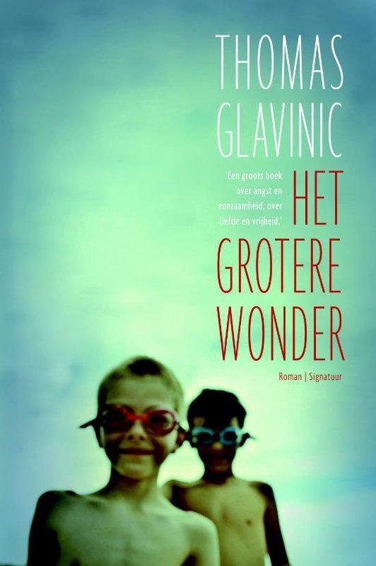 Het grotere wonder - Thomas Glavinic |