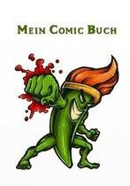 Mein Comic Buch
