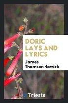Doric Lays and Lyrics