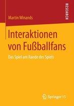 Interaktionen Von Fussballfans
