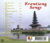Krontjong Songs - De Allermooiste