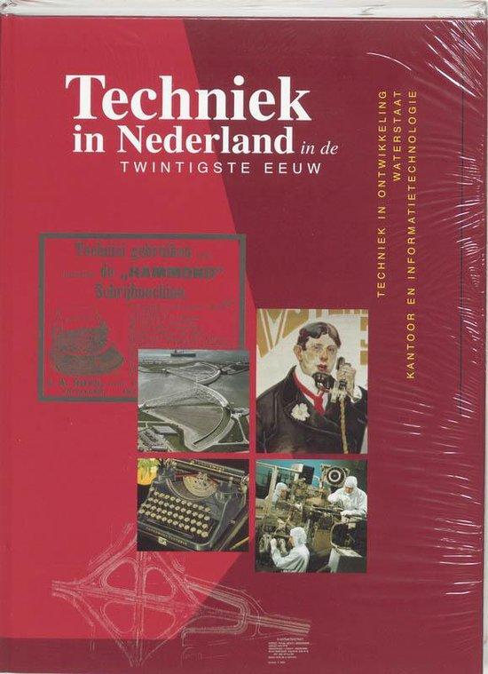 Techniek in Nederland in de Twintigste Eeuw Deel 1 - Lintsen  