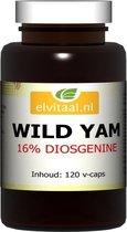 Elvitaal Wild Yam 100 mg 120 V-caps