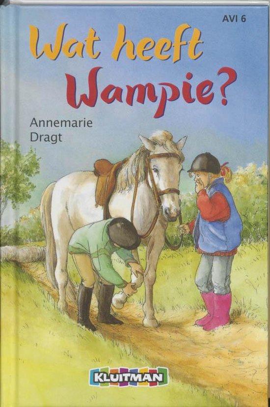 Kim en Wampie. Wat heeft Wampie? - A. Dragt |