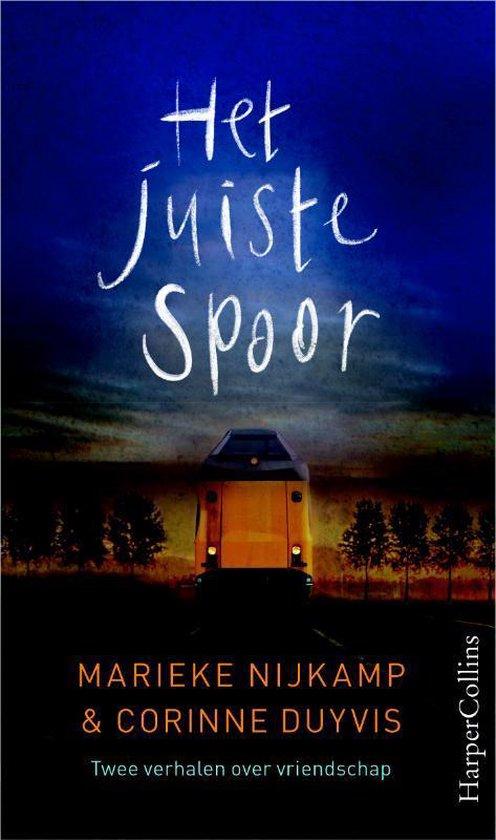 Boek cover Het juiste spoor van Marieke Nijkamp (Hardcover)