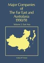 Major Companies of The Far East and Australasia 1990/91