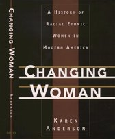Boek cover Changing Woman van Karen Anderson