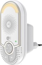 Motorola MBP-162 CONNECT WiFi baby audiomonitor - Hoor je kindje overal!