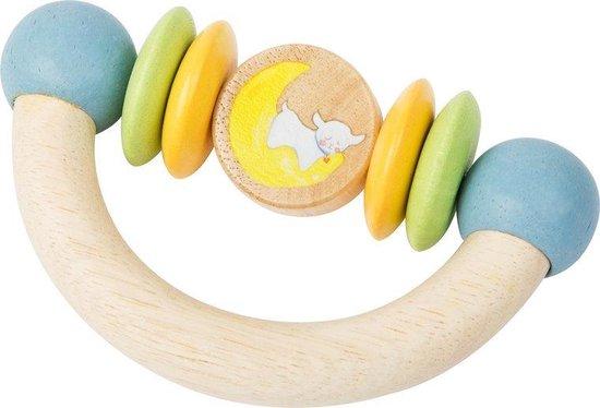 Grijpspeelgoed - Lotta het lammetje - Baby speelgoed vanaf 0 jaar