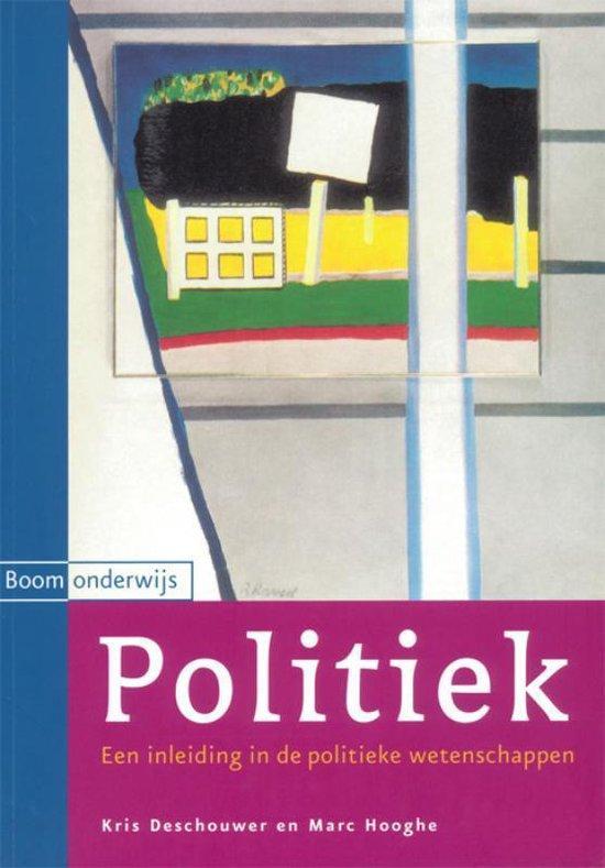 Politiek - Marc Hooghe |