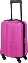 Handbagage Koffer / Handbagage Trolley (fuchsia)