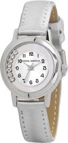 Coolwatch by Prisma kids horloge Dazzling Diamonds Silver CW.211