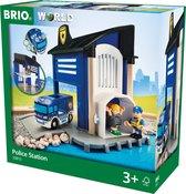 Afbeelding van BRIO Politie Station - 33813 speelgoed