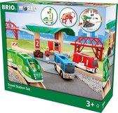 BRIO Reisstation set - 33627
