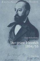 Der Gruene Heinrich 1854/55