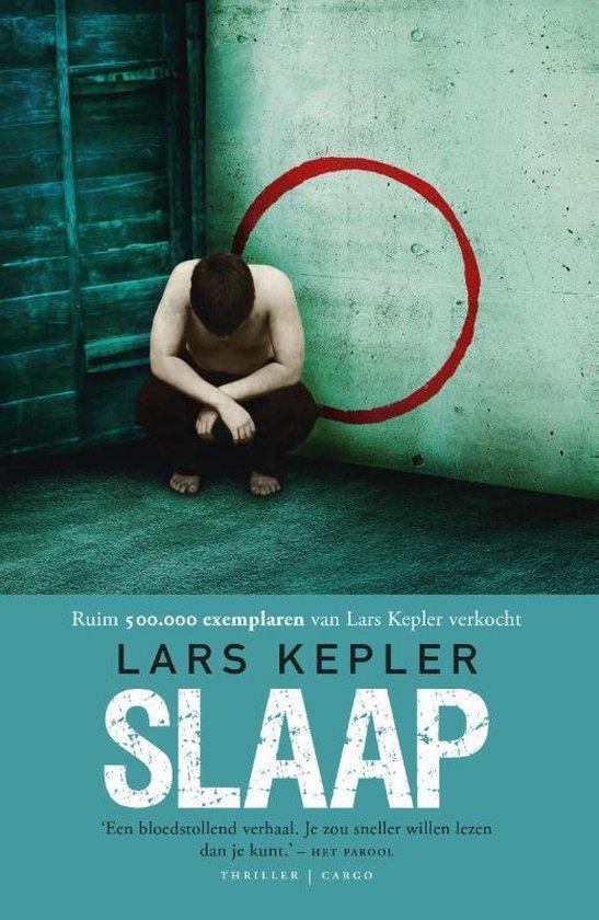 Joona Linna 4 -   Slaap - Lars Kepler