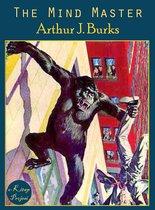 Boek cover The Mind Master van Arthur J. Burks
