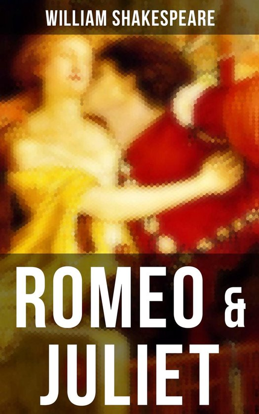 Boek cover ROMEO & JULIET van William Shakespeare (Onbekend)