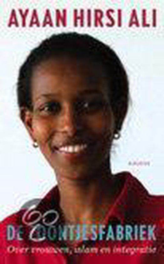 De Zoontjesfabriek - Ayaan Hirsi Ali |