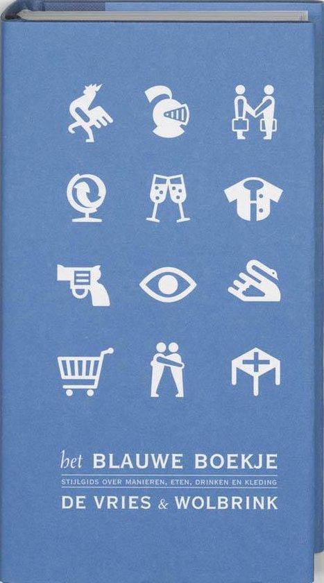 Het blauwe boekje Luxe editie - Stefan de Vries pdf epub