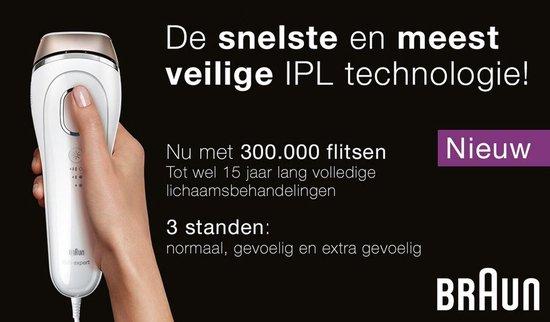 Braun Silk-expert BD 5001 IPL - Lichtontharing - Wit