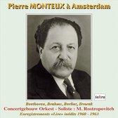 Pierre Monteux A Amsterdam