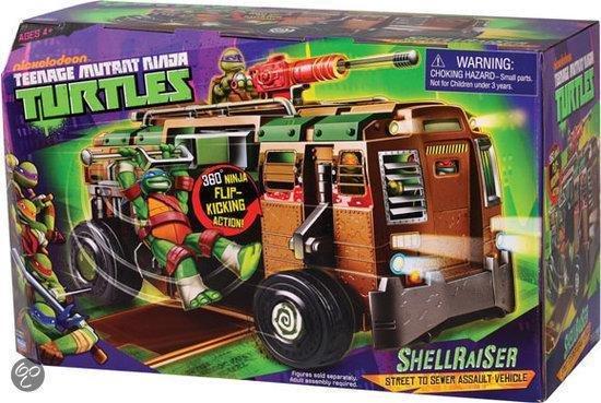 Teenage Mutant Hero Turtles - Vrachtauto