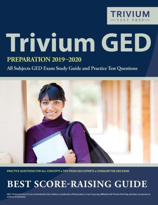 Trivium GED Preparation 2019-2020 All Subjects