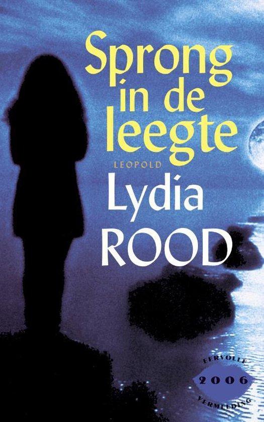 Sprong In De Leegte - Lydia Rood |