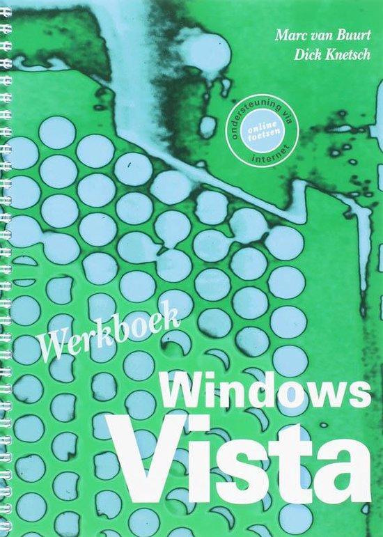 Werkboek Windows Vista - Marc van Buurt pdf epub