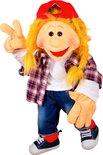 Living Puppets Handpop Katie Kickflip - 65 cm