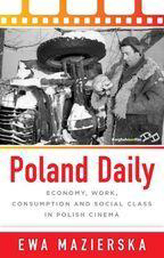 Boek cover Poland Daily van Ewa Mazierska (Onbekend)