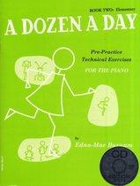 A Dozen a Day Book 2 + CD