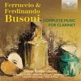 Busoni: Complete Music For Clarinet