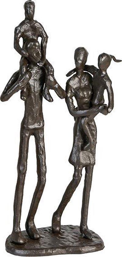 Sculptuur Familie