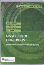 Wegwijzers Financieel Advies 19 - Als verhuizen emigreren is Duitsland