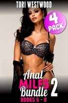 Anal MILFs Bundle 4-Pack 2 : Books 5 - 8 (Anal Sex Erotica MILF Erotica Virgin Erotica First Time Erotica First Time Anal Virgin Erotica Age Gap Erotica)
