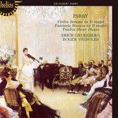 Parry: Violin Sonatas