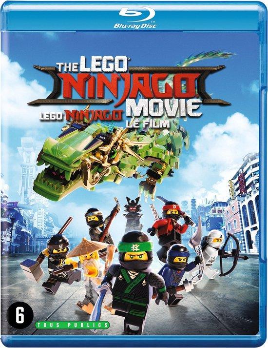 LEGO Ninjago Film (Blu-ray)