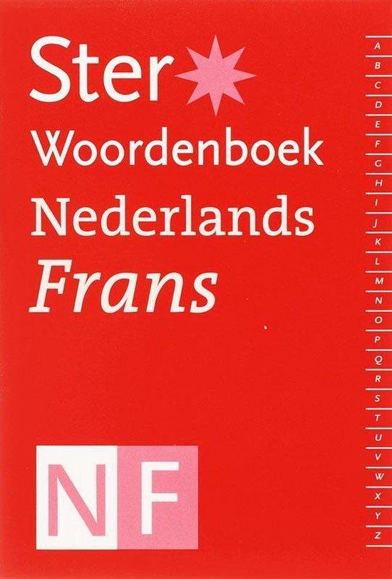 Ster Woordenboek Nederlands-Frans - none |