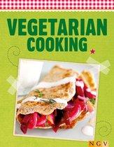 Boek cover Vegetarian Cooking van Naumann & Göbel Verlag