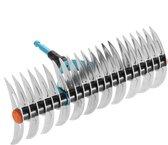GARDENA Combisysteem verticuteerhark - tweezijdig - metaal - werkbreedte 35 cm - aanbevolen steellengte 180 cm