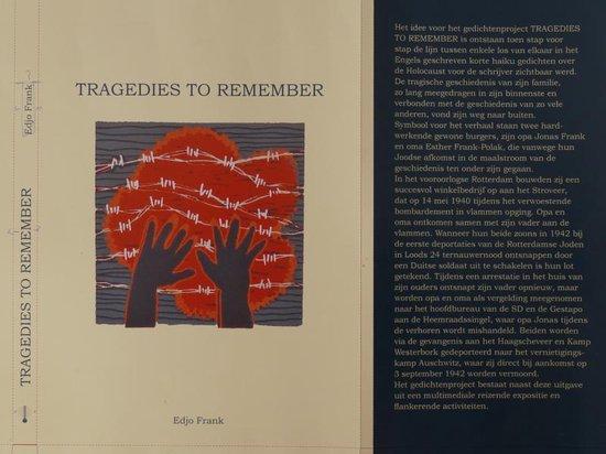 Tragedies To Remember - Edjo Frank |