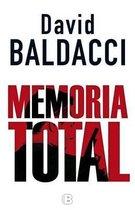 Omslag Memoria Total / Memory Man
