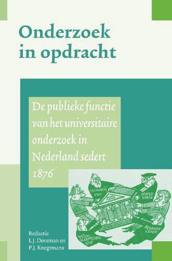 Universiteit & Samenleving 3 - Onderzoek in opdracht - Auteur Onbekend   Fthsonline.com