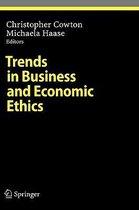 Boek cover Trends in Business and Economic Ethics van Michaela Haase