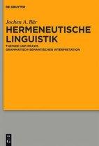 Hermeneutische Linguistik