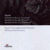 Haydn: Symphonies Nos. 95, 97 & 98