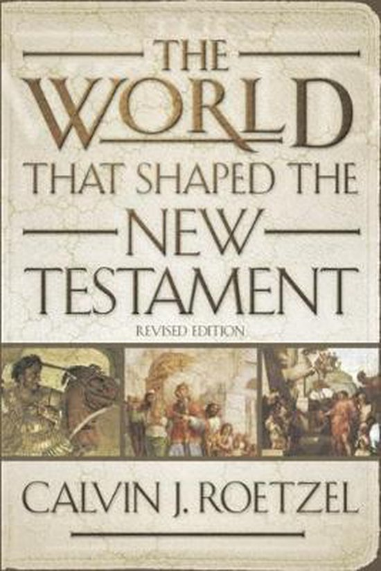 Boek cover The World That Shaped the New Testament, Revised Edition van C. J. Roetzel (Paperback)